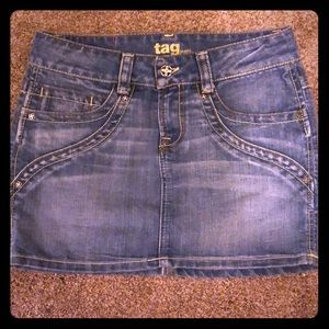 Tag jeans